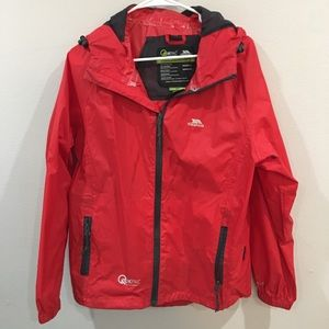 Qikpac Tresspass technical performance Jacket